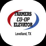Farmers Coop Elevator FCE logo