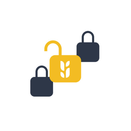 Graphic about security for Bushel Mobile