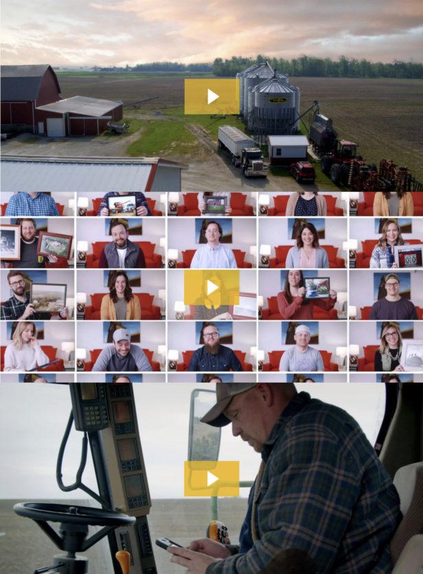 Bushel video thumbnails